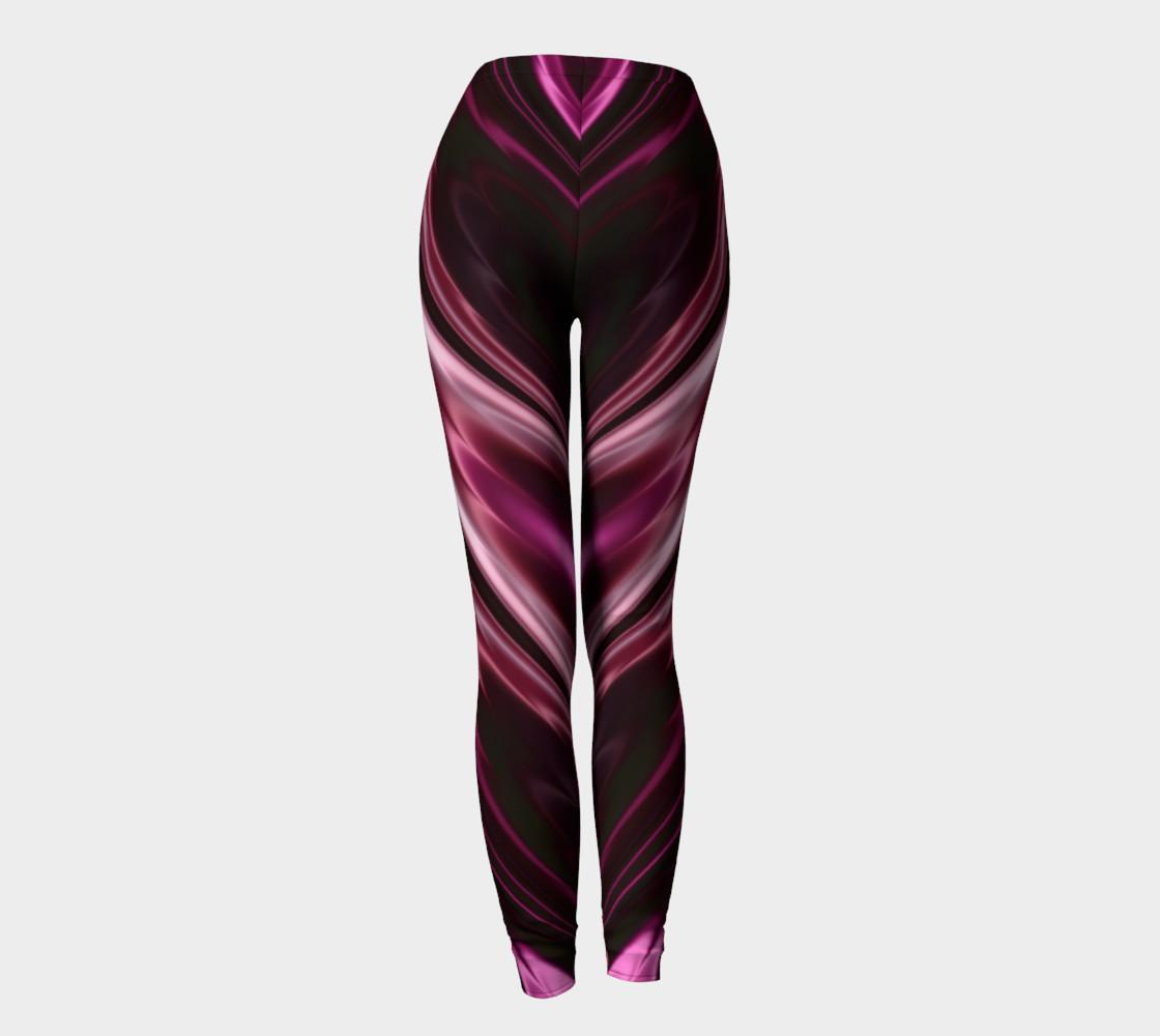 Pink Topaz Leggings preview #4