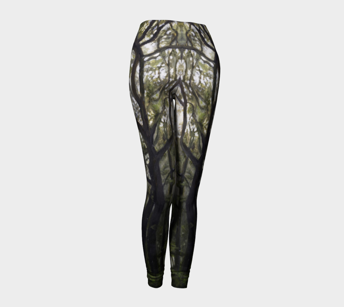 Aperçu 3D de Out of the Darkness I-Leggings