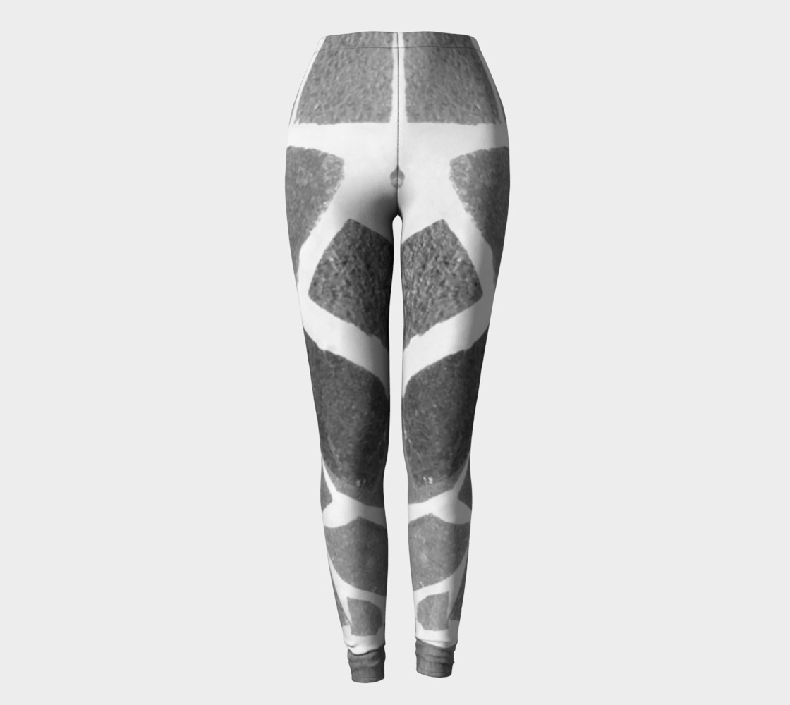 Aperçu de Gray White Stone Mosaic Pattern #2