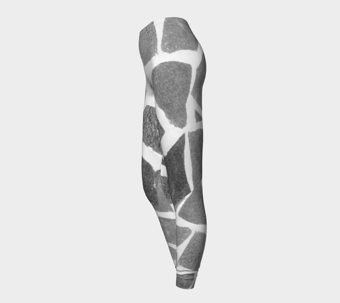Aperçu de Gray White Stone Mosaic Pattern #3