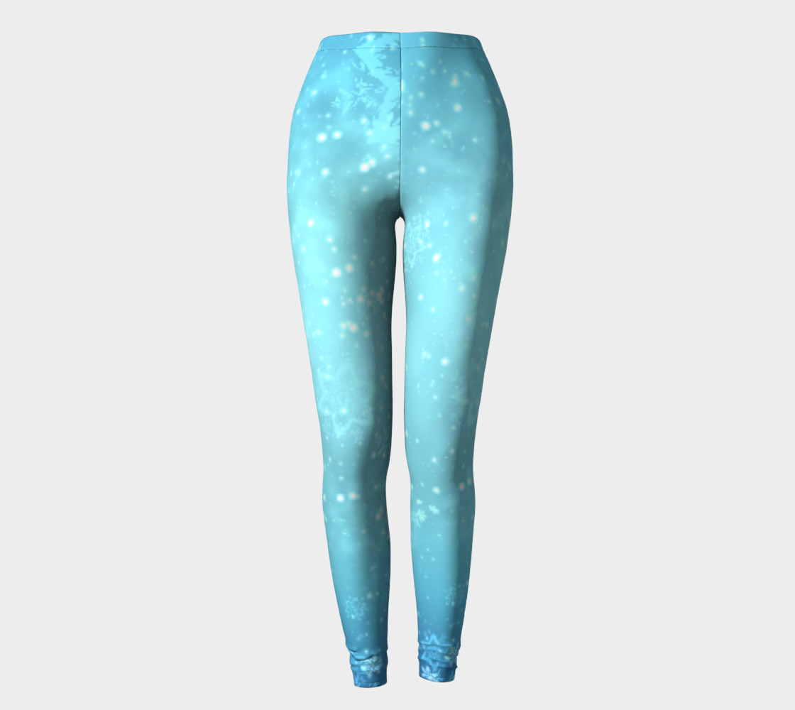 leggings Elsa preview #2
