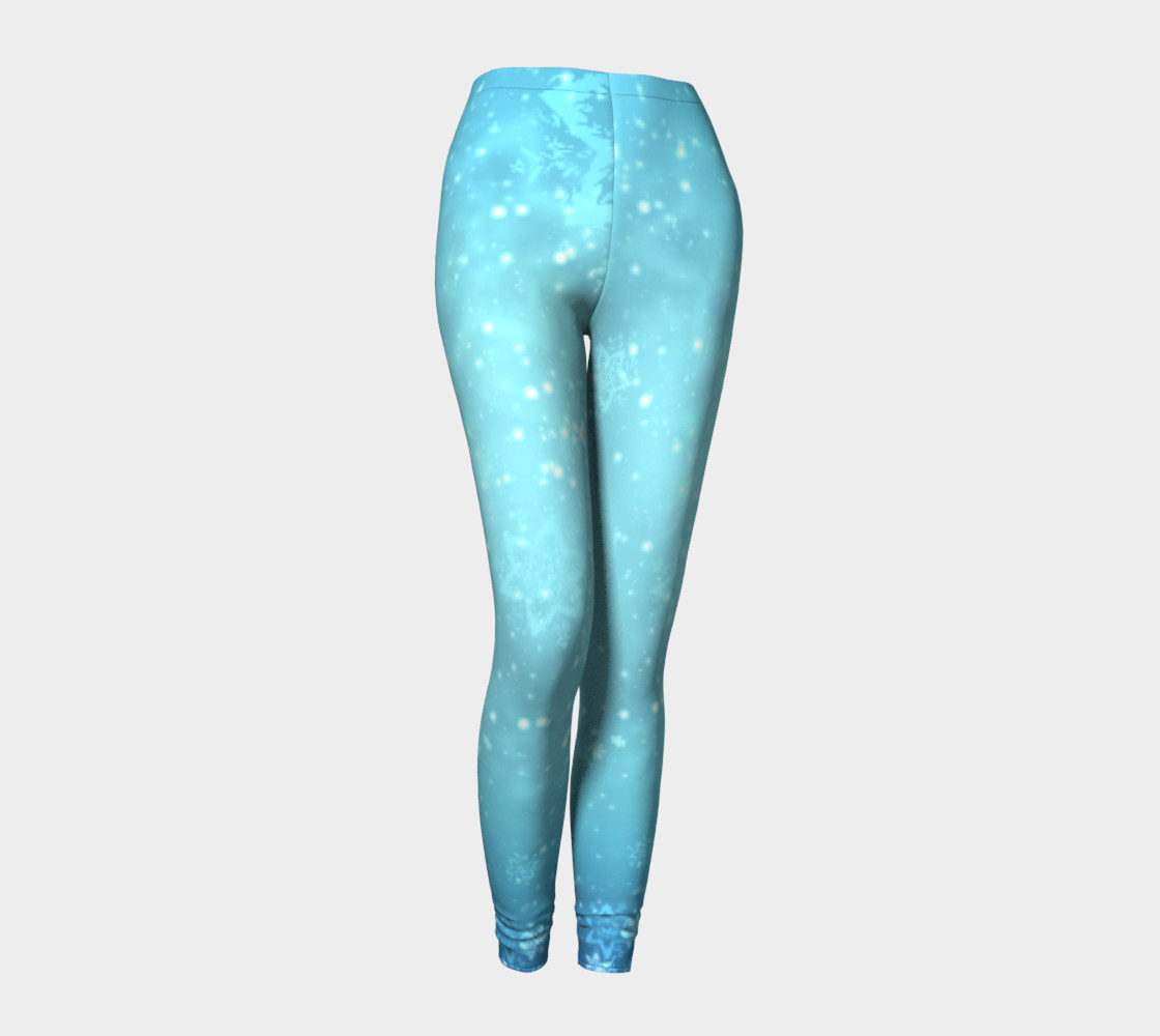 leggings Elsa 3D preview
