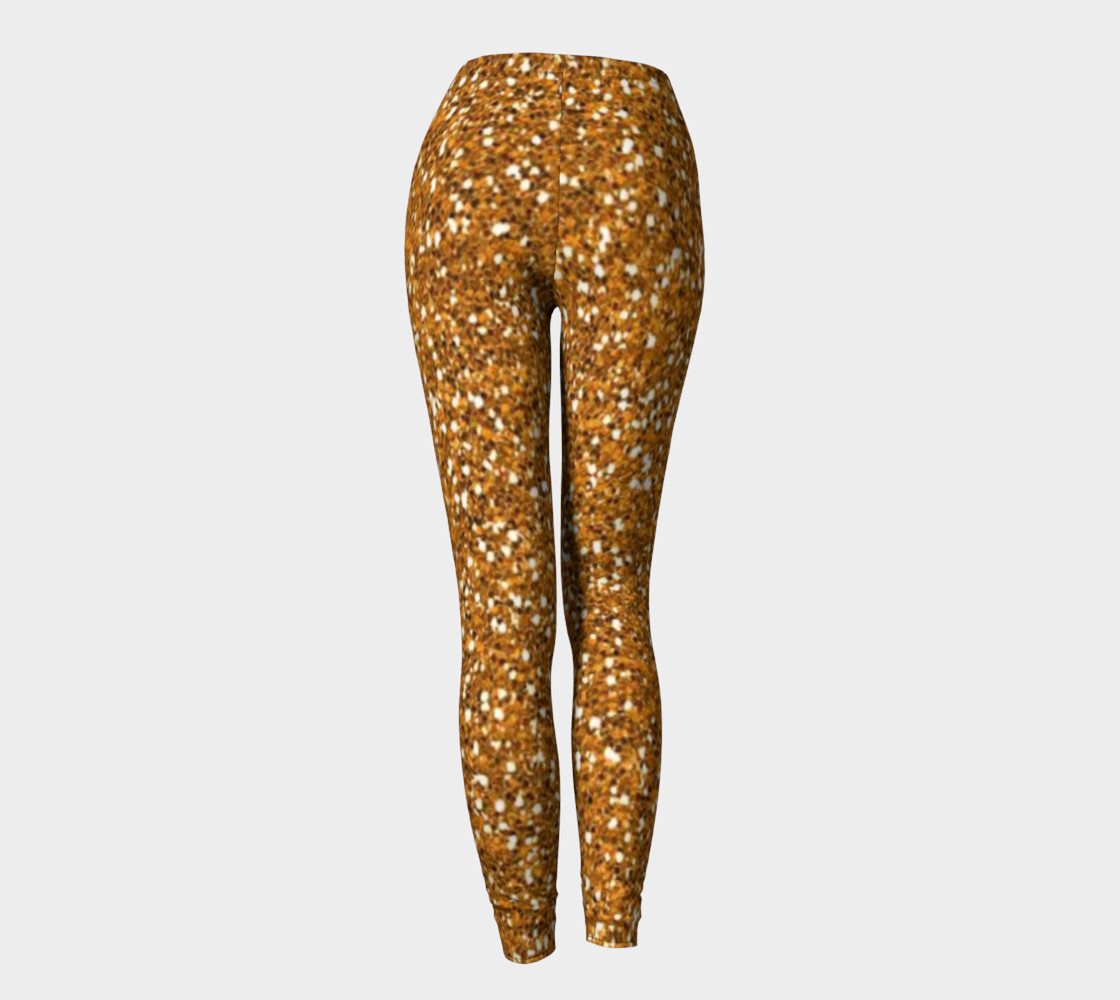 golden leggings Miniature #5