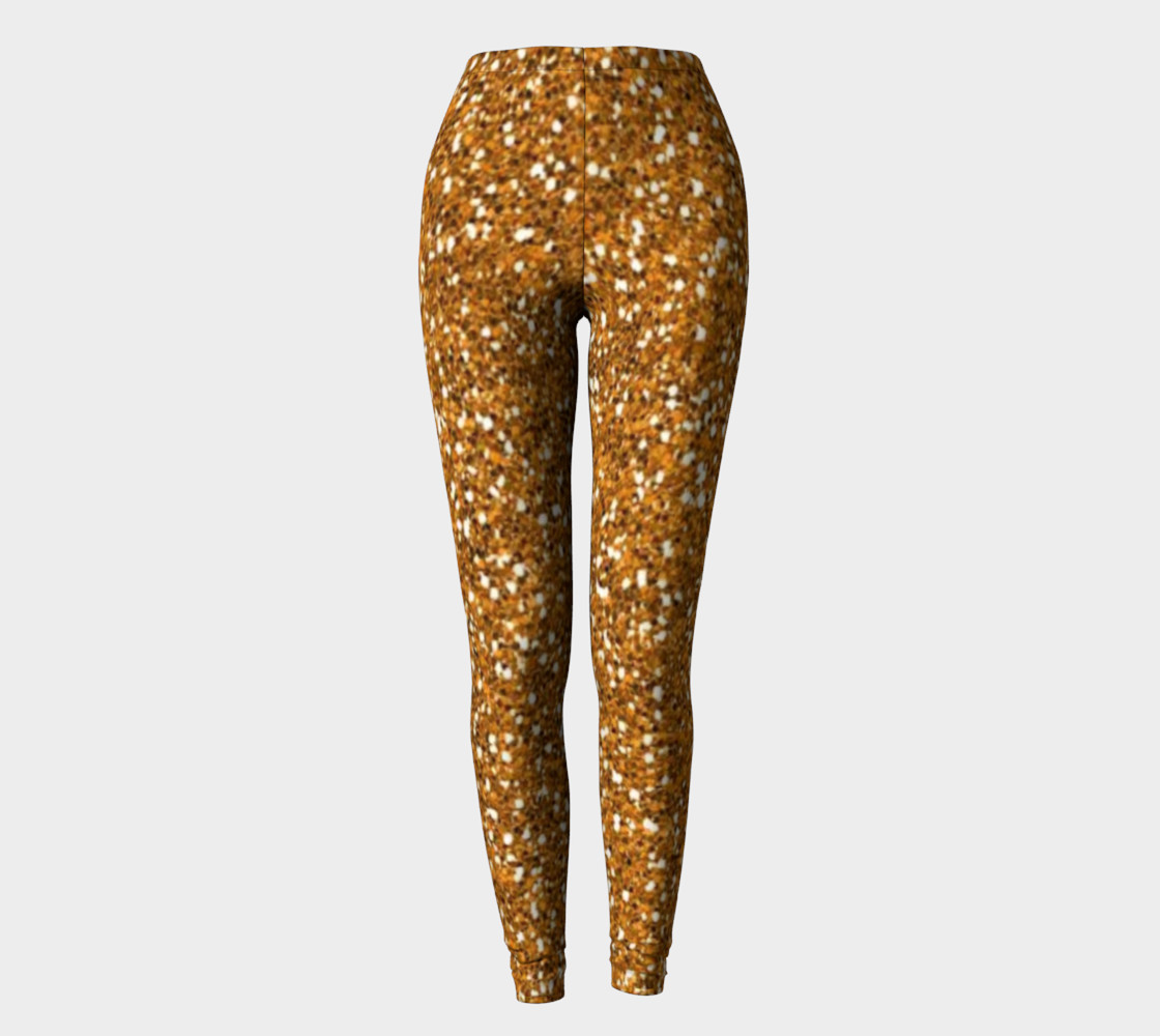 golden leggings Miniature #3