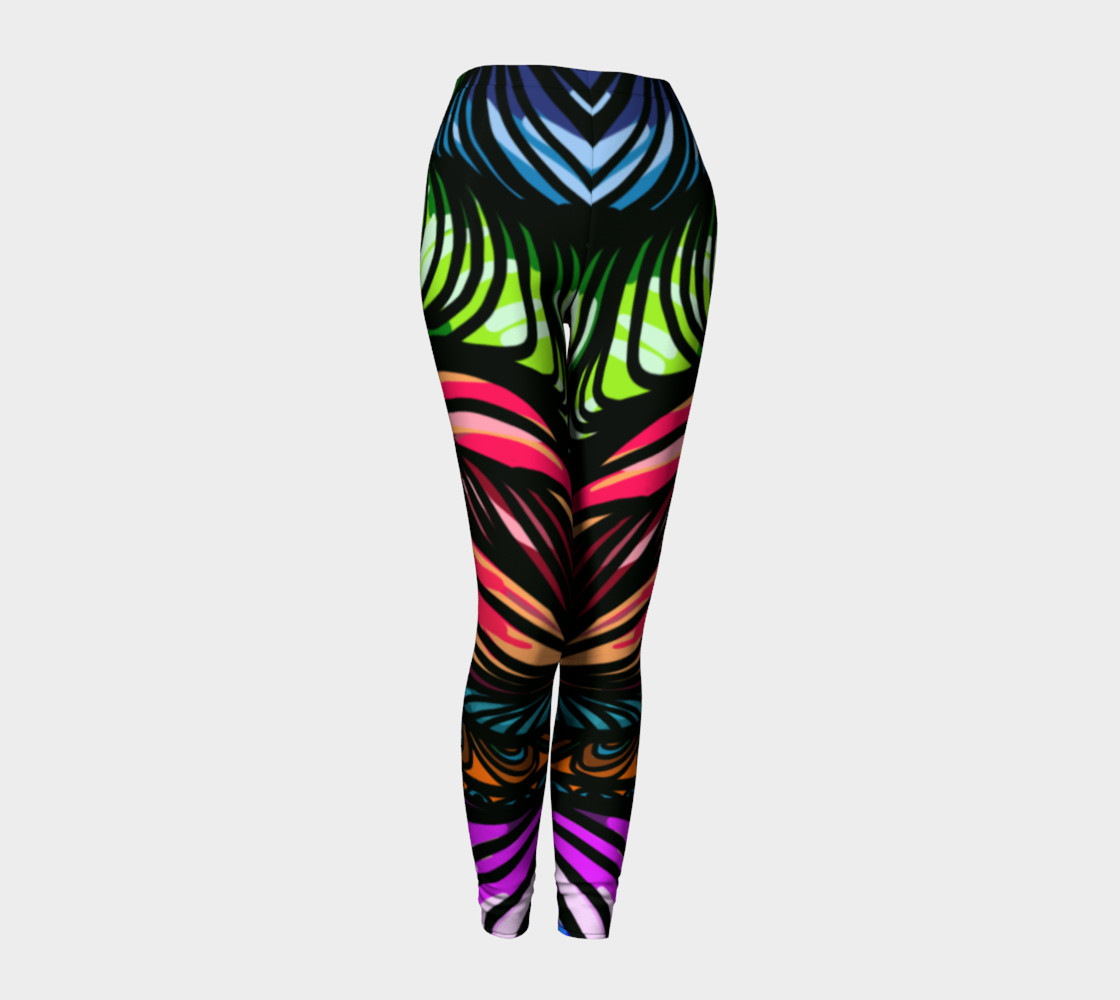 Aperçu de Radiant Vibes Leggings #1