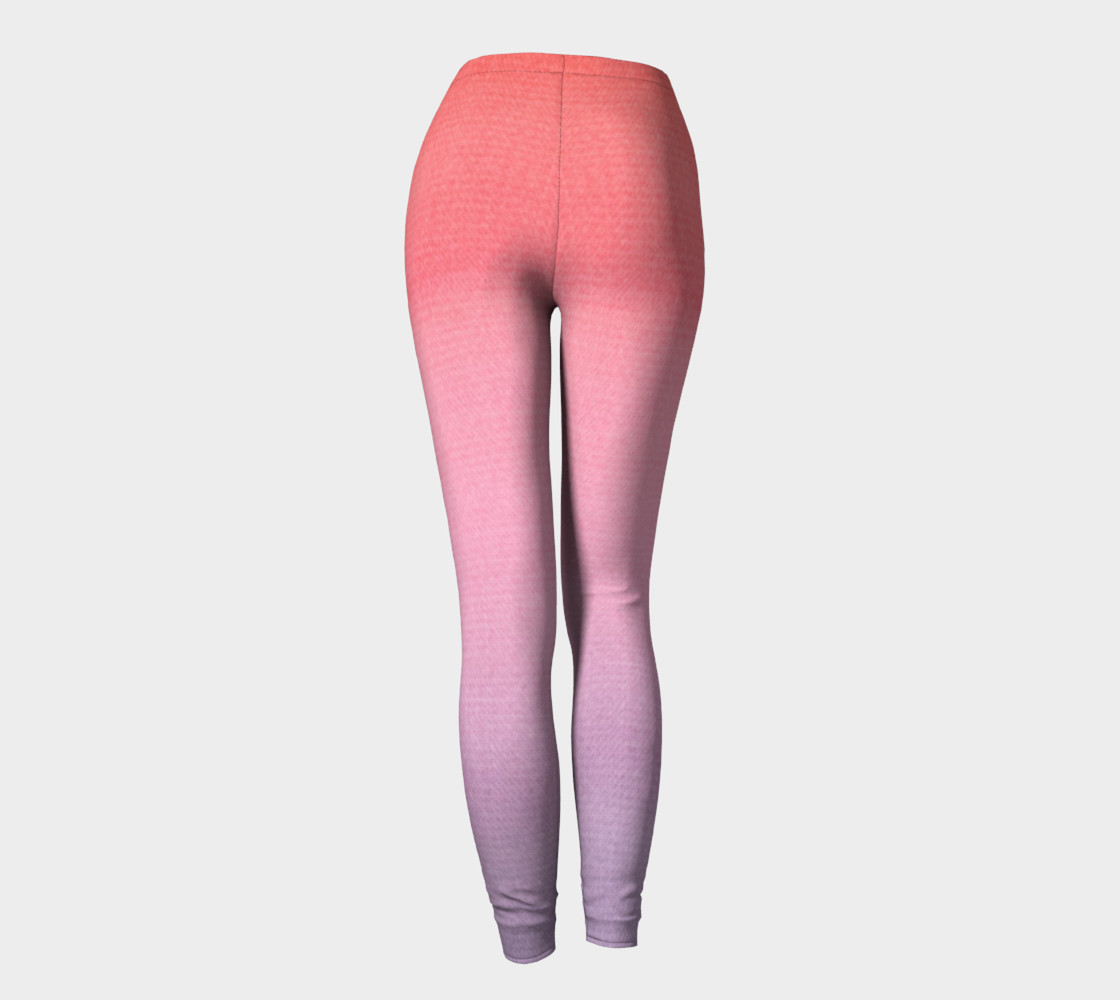 Aperçu de Pink and Lavender Ombre Gradient  #4