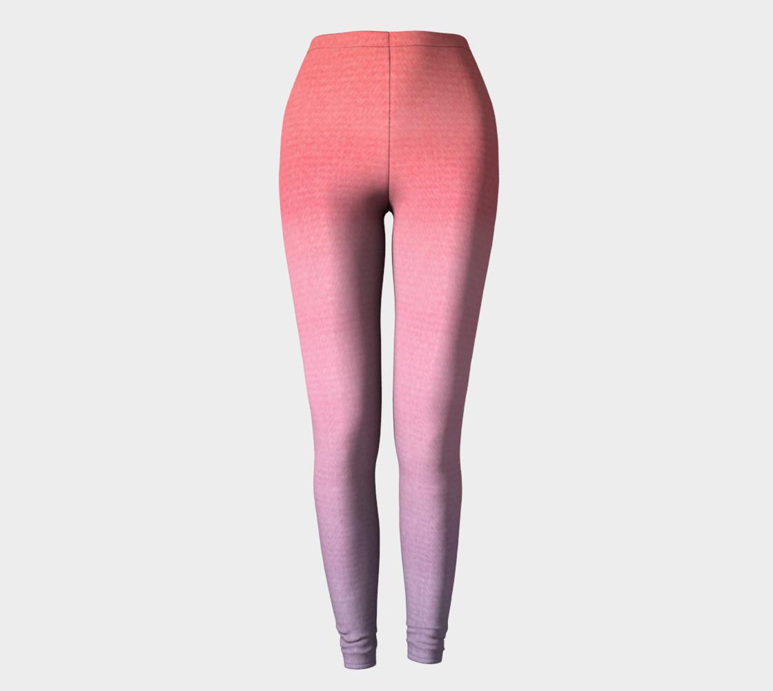 Aperçu de Pink and Lavender Ombre Gradient  #2