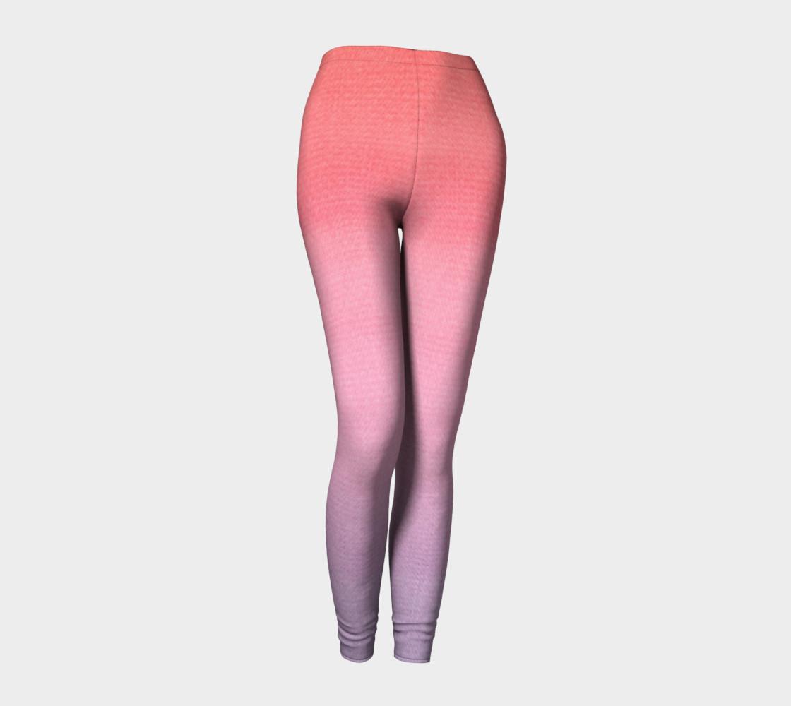 Aperçu de Pink and Lavender Ombre Gradient  #1