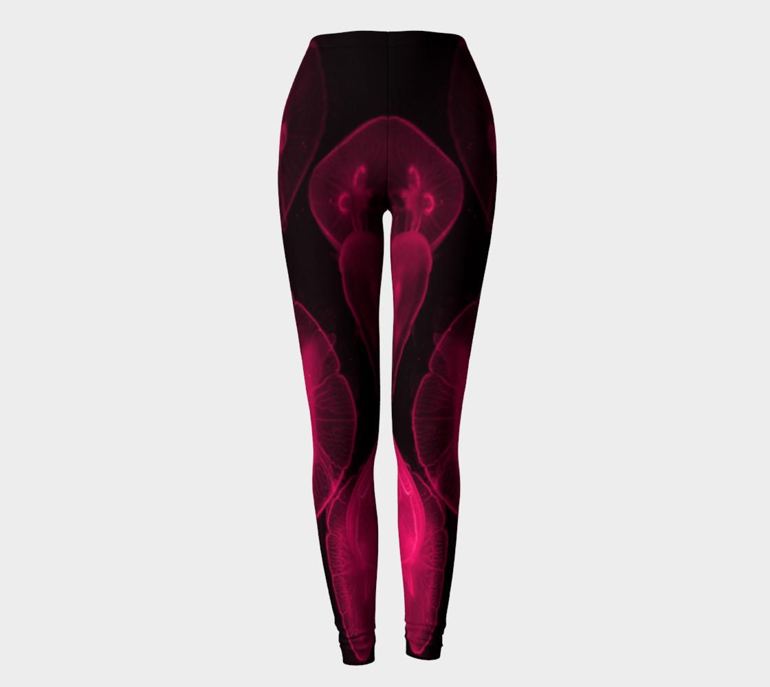 Aperçu de Pink Jellyfish Leggings #2