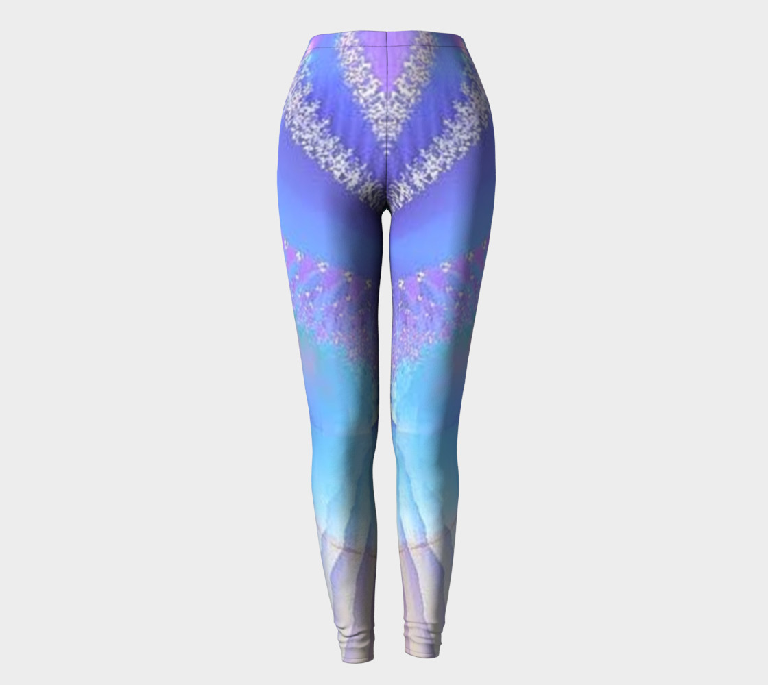 royal blue leggins preview #2
