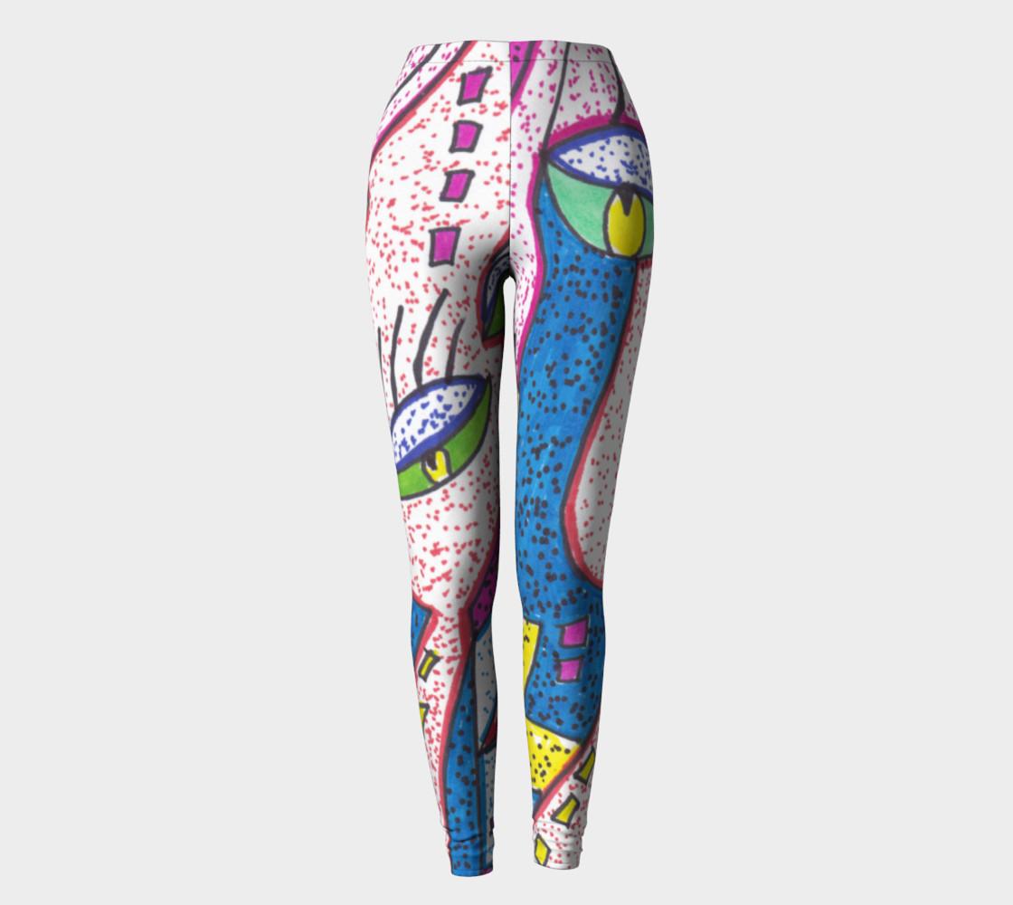Picasso Legging preview #2
