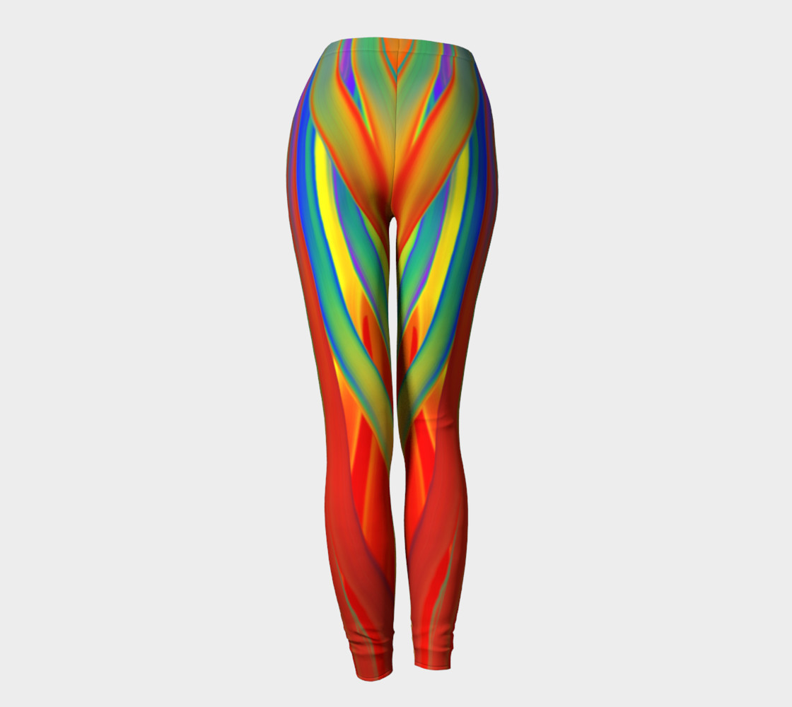CHAKRAS_leggings preview #4