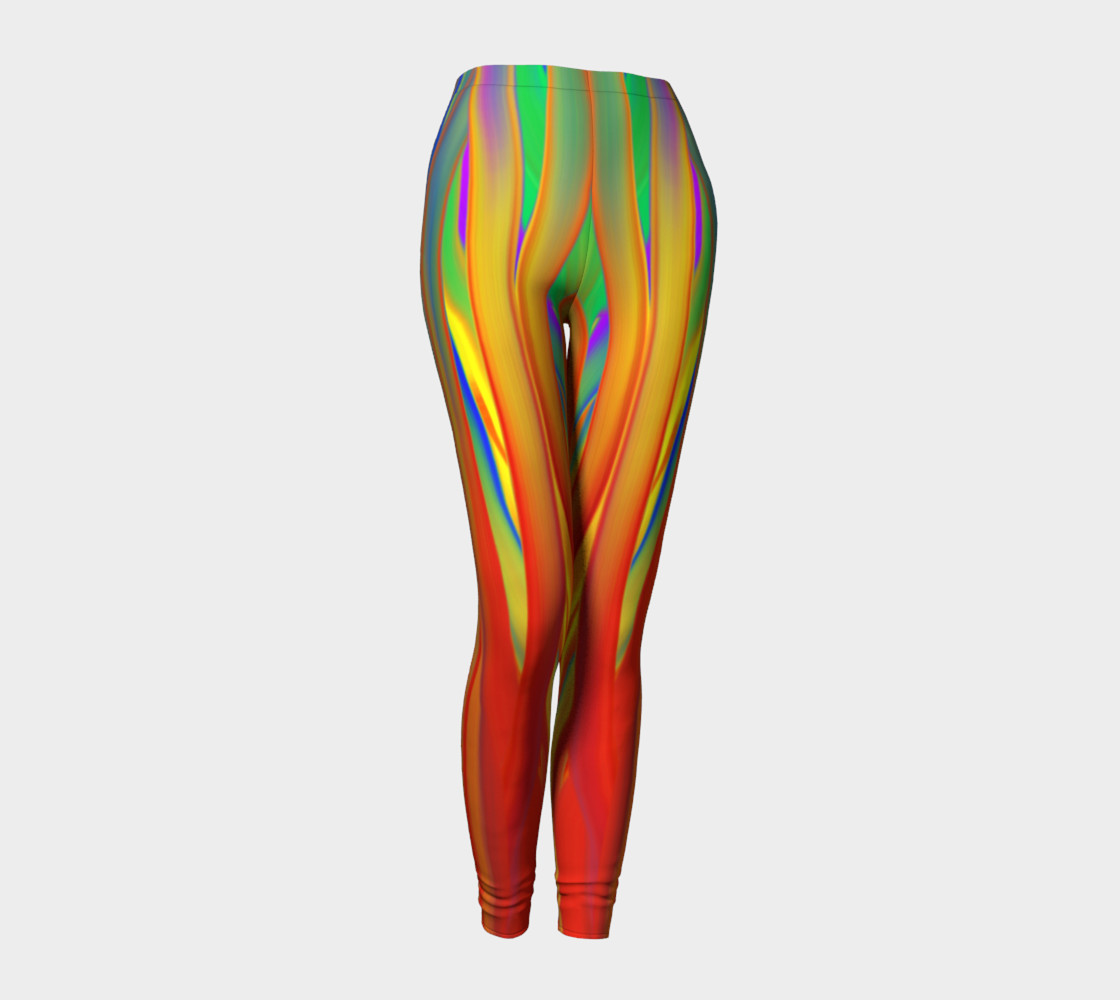 CHAKRAS_leggings preview #1