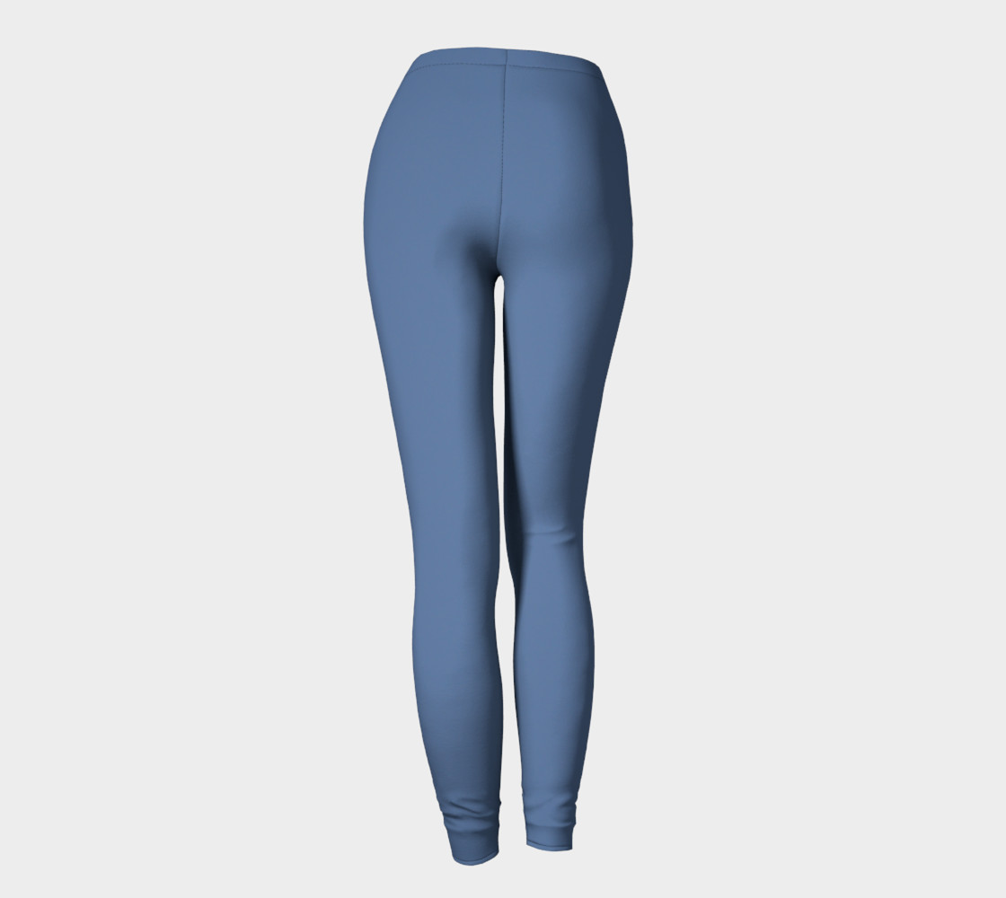 Afternoon Blue Sky Leggings preview #4