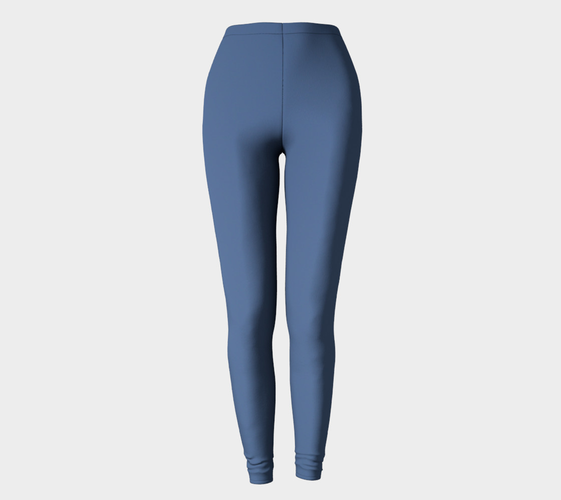 Afternoon Blue Sky Leggings preview #2