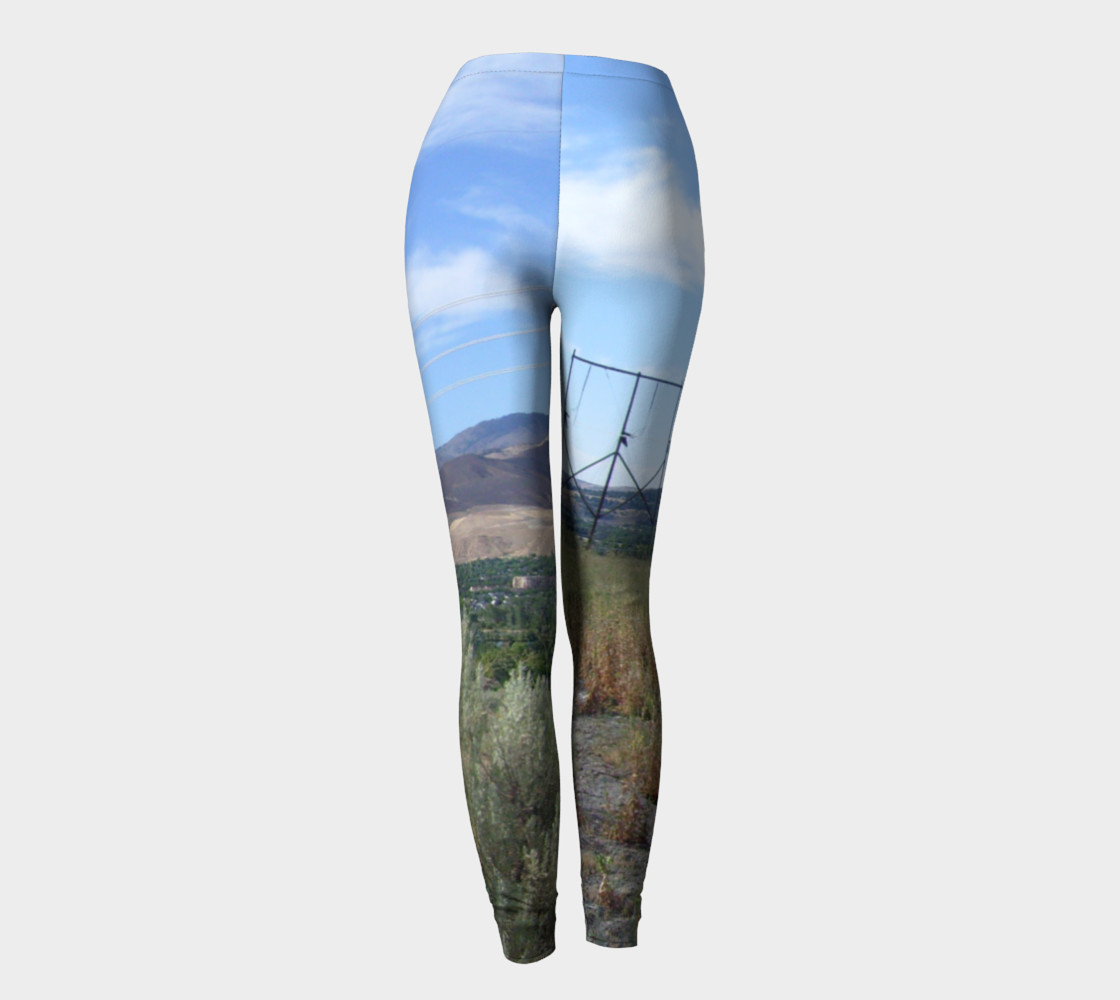 View of the Valley urban photography leggings preview #4