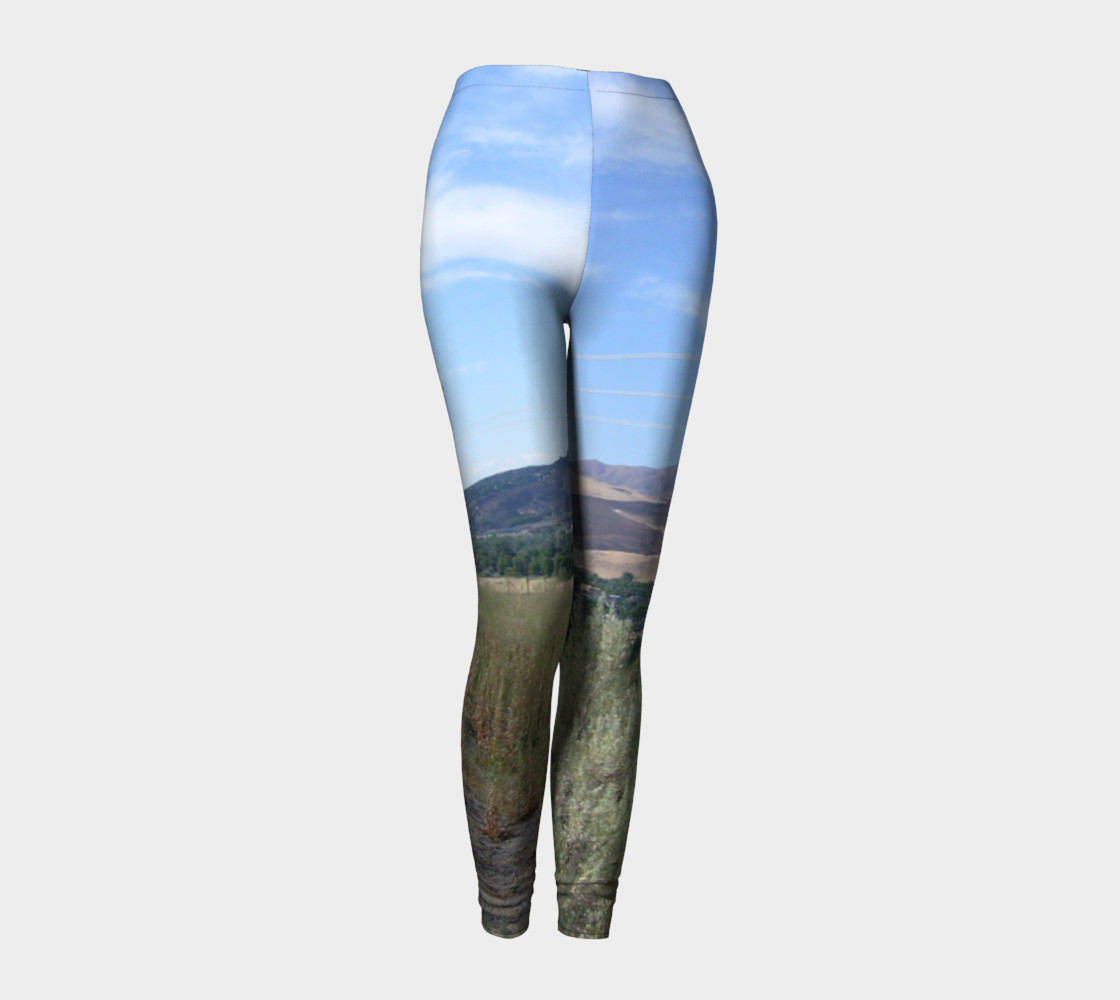 View of the Valley urban photography leggings preview #1