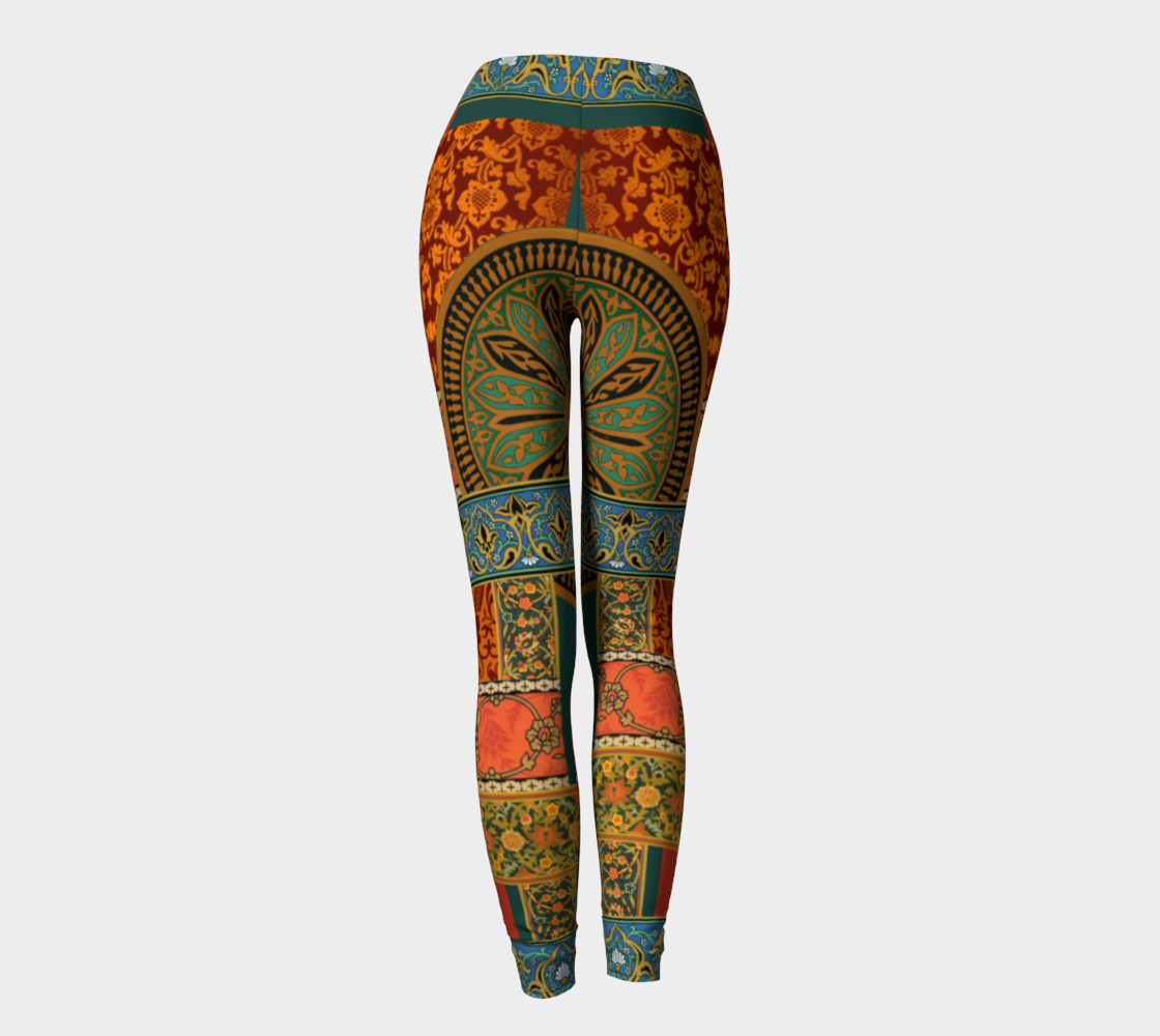 Historic Folkloric Leggings preview #4