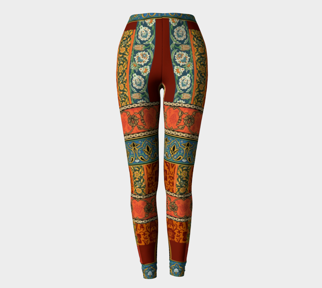 Historic Folkloric Leggings thumbnail #3