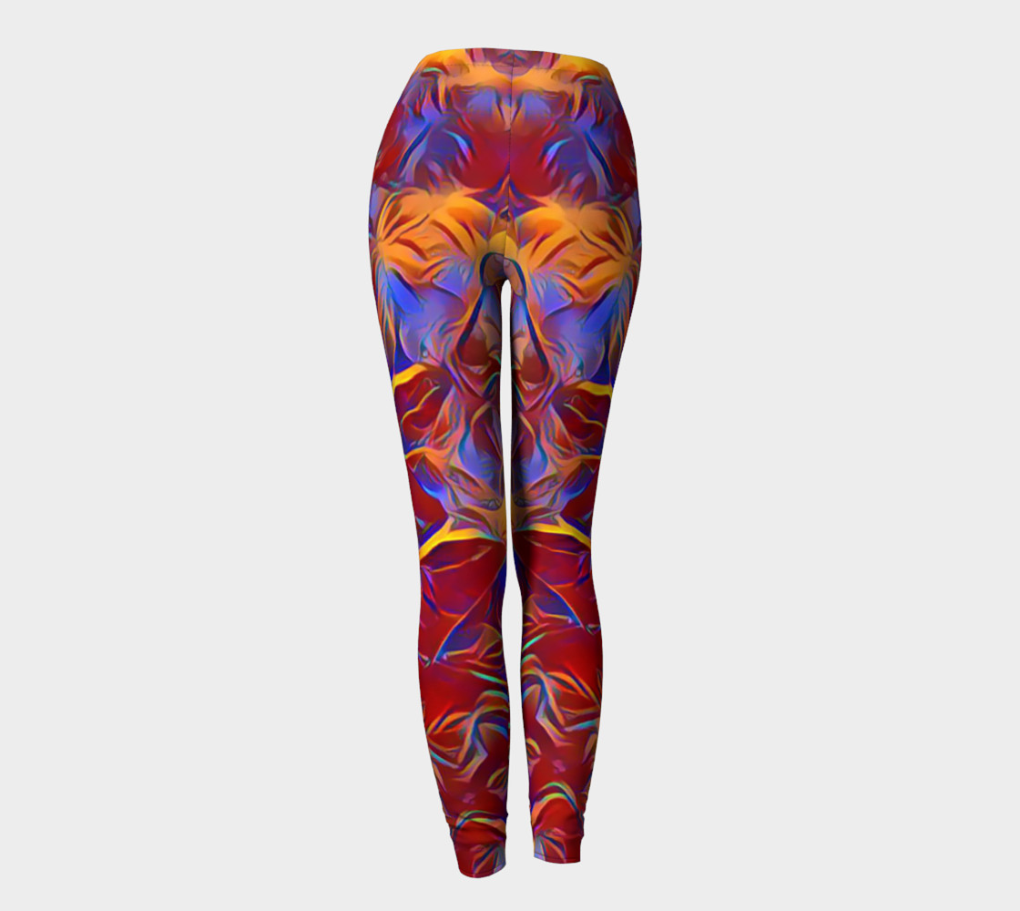 October Afternoon Leggings preview #4