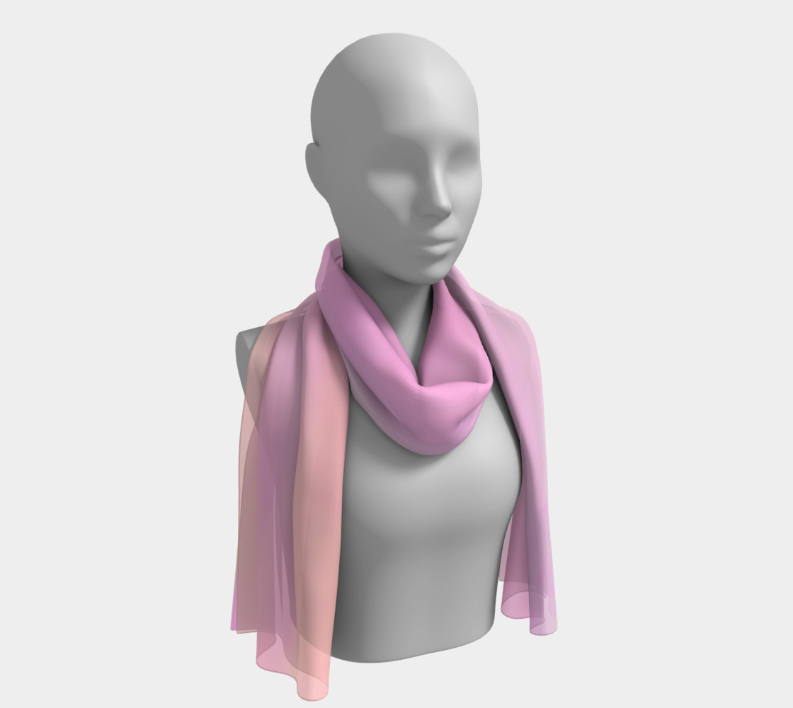 pinksunsetscarf preview #1