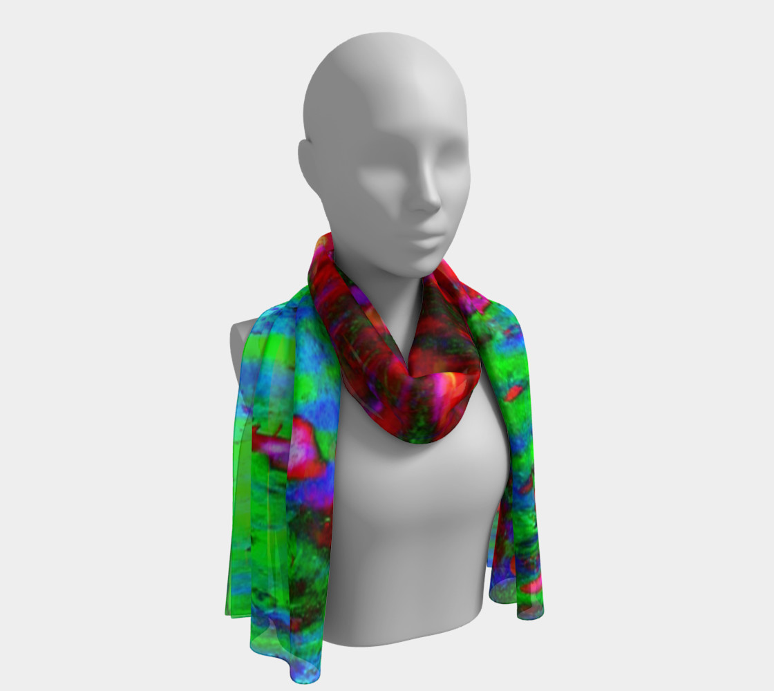 Tree shadows20 scarf preview #1