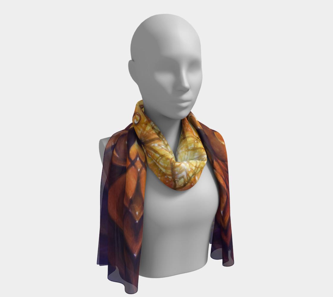 Ambrosia Silk Scarf preview #1