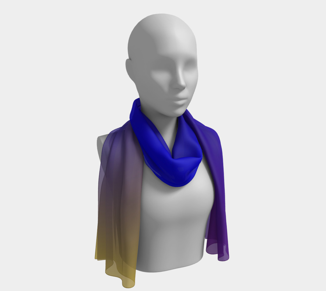 Mind's Eye Long Scarf preview #1