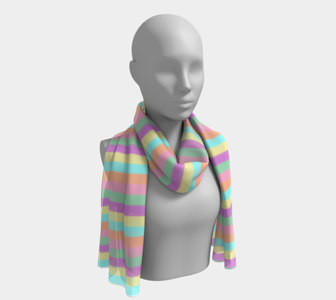 Soft Touch Long Scarf II preview #1