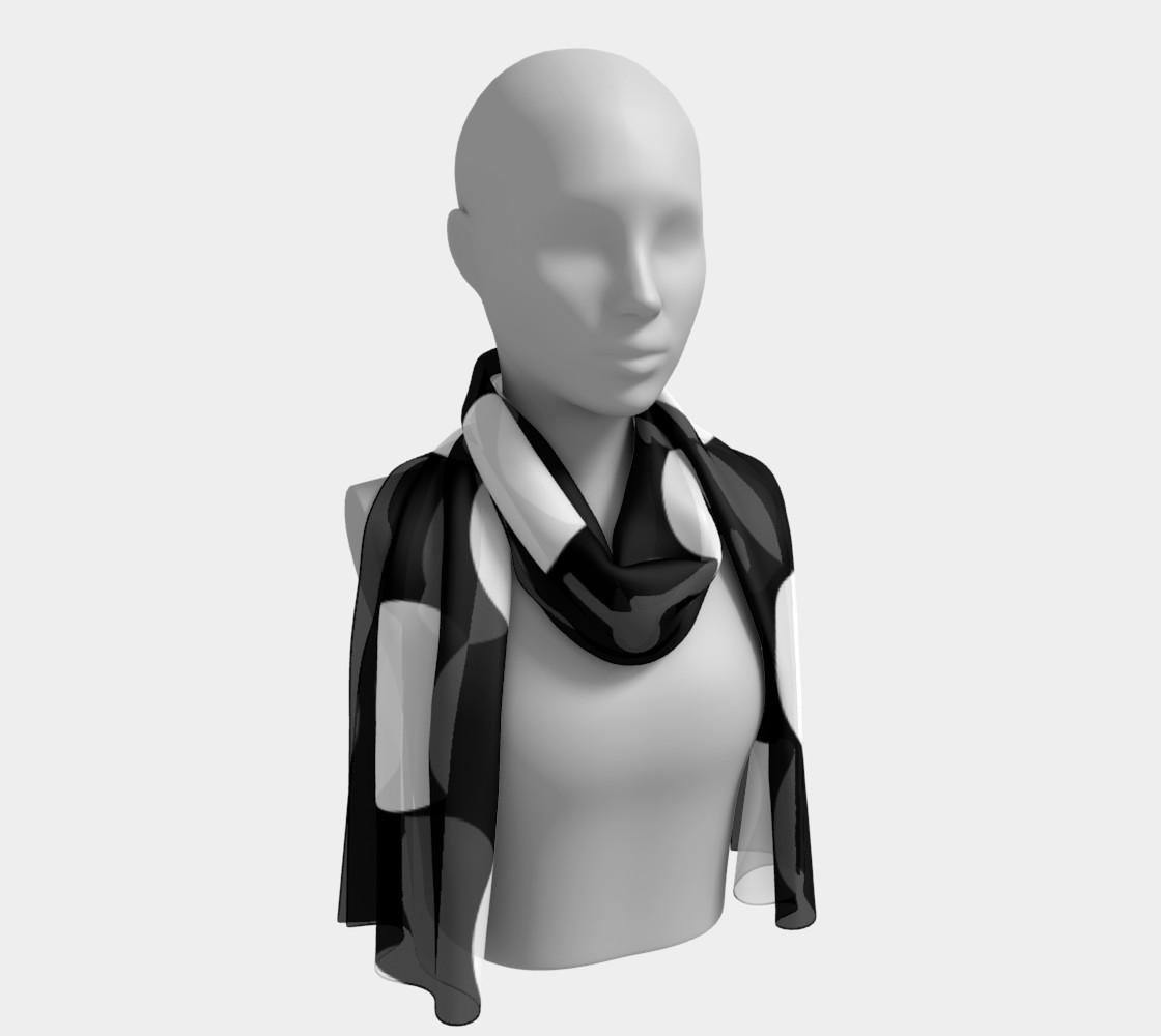 Effervescence Long Scarf preview #1