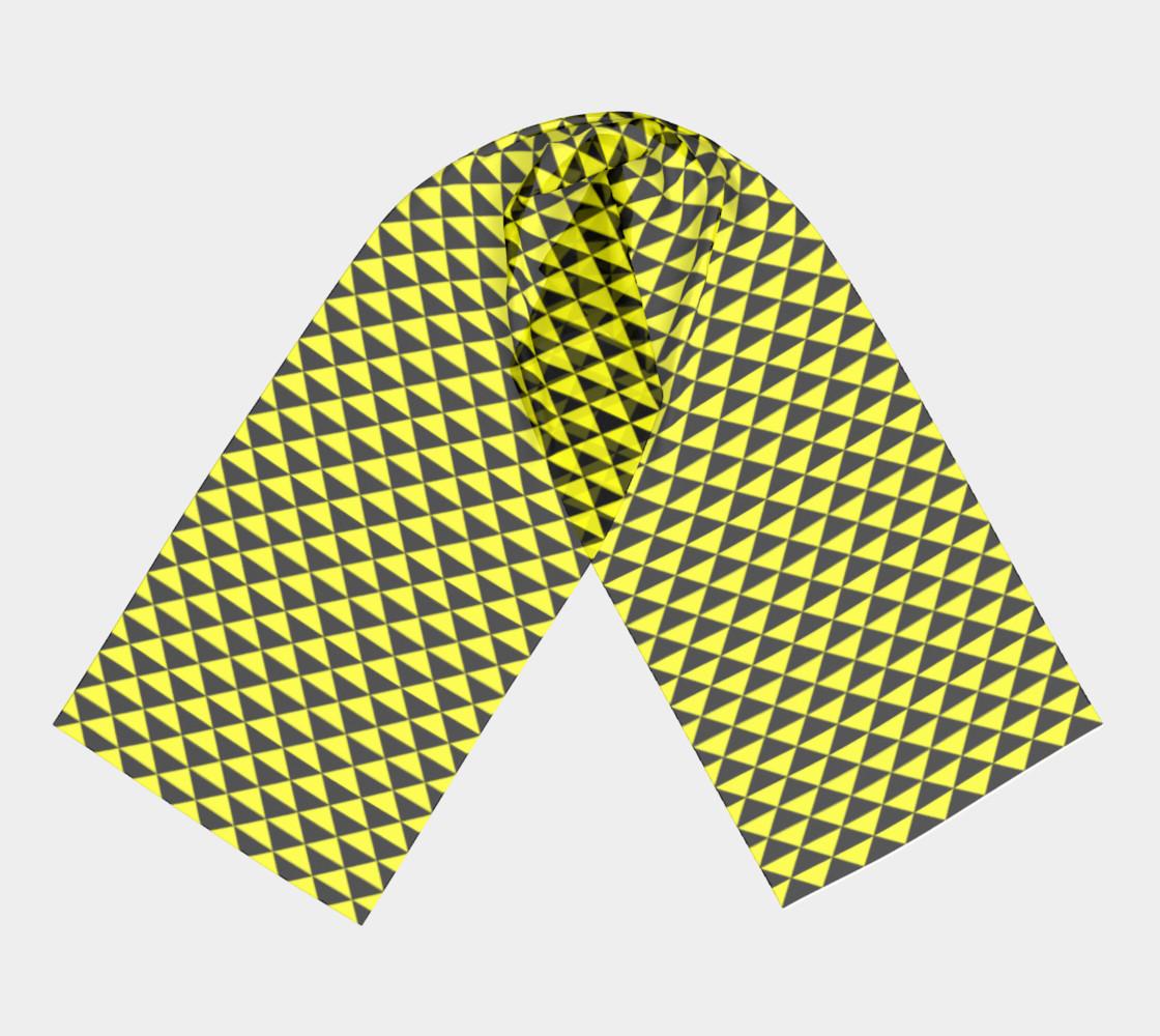 Aperçu de Black and Yellow Triangles #3