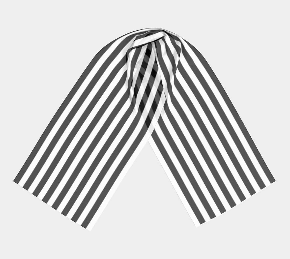 Black and White Stripes preview #3