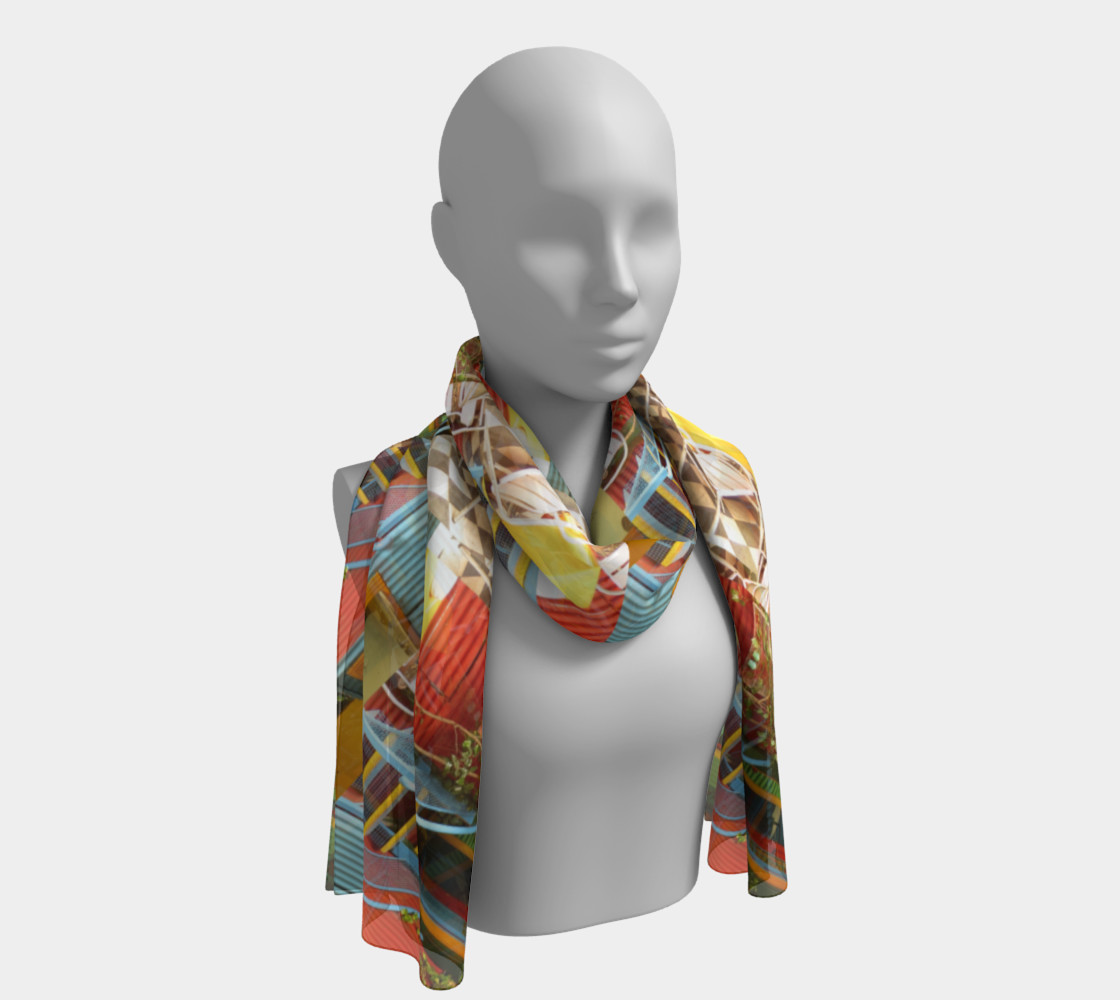 Caminito Long Scarf preview #1
