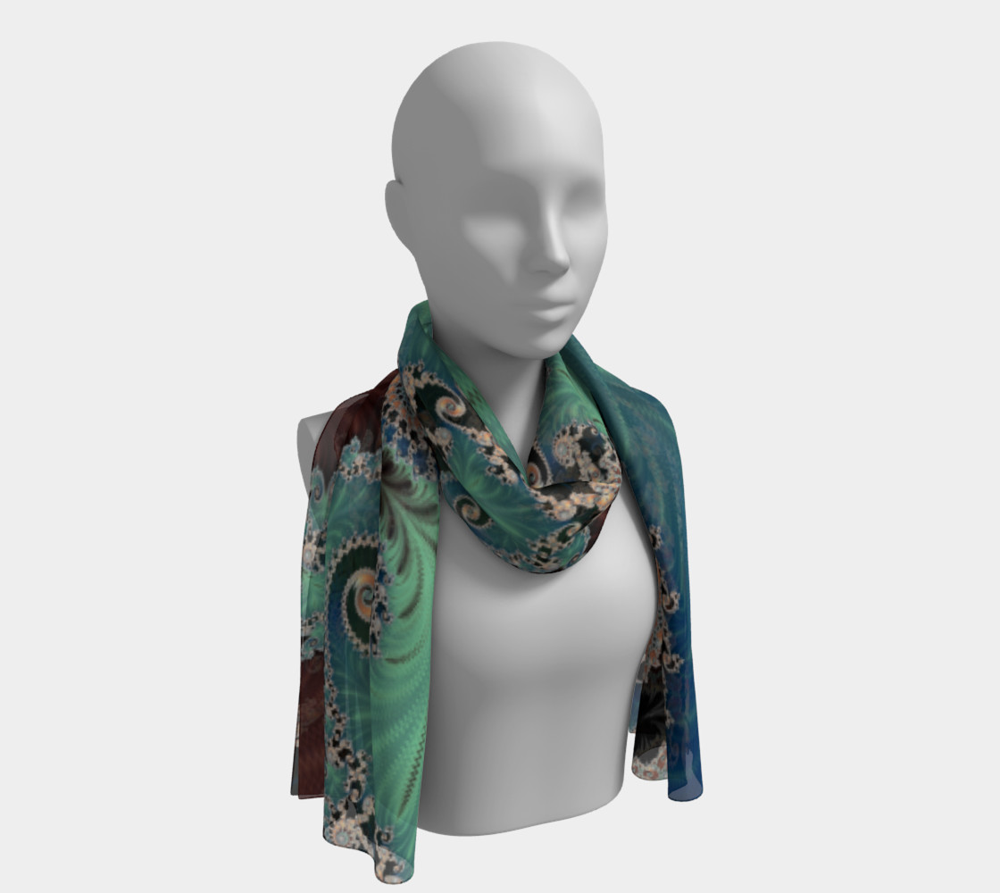 AZURE Scarf preview #1