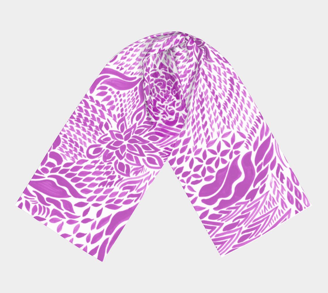fuschia-scarf preview #3