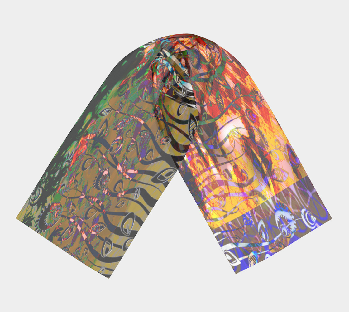 The Rite of Spring Symphony Scarf preview #3