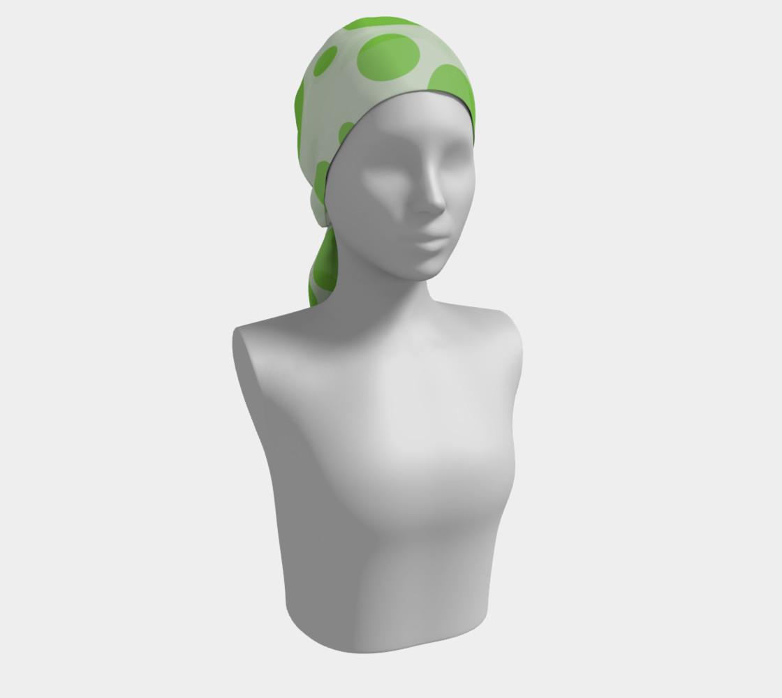 Green Polka Dots preview #2