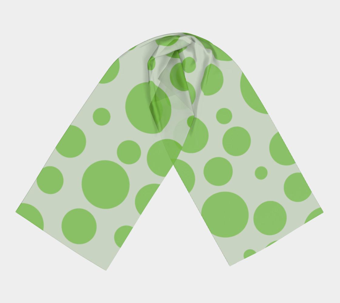 Green Polka Dots preview #3