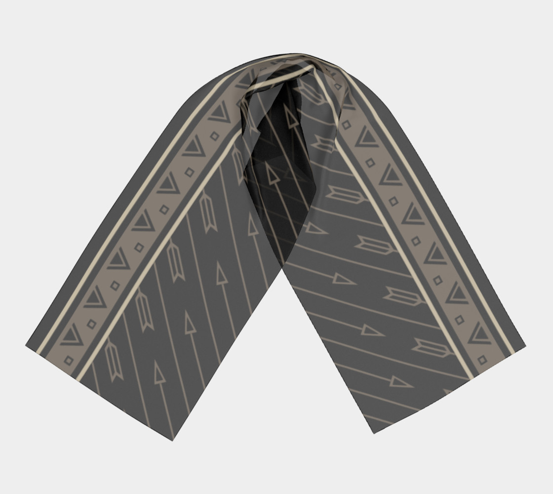 Arrows Flying (Black Gray)  preview #3