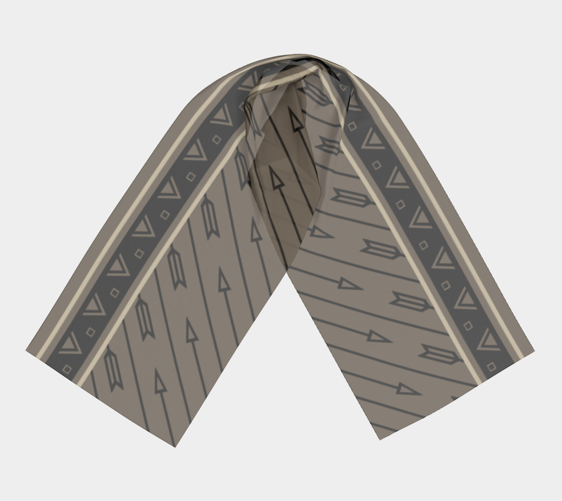 Arrows Flying (Gray Black) preview #3