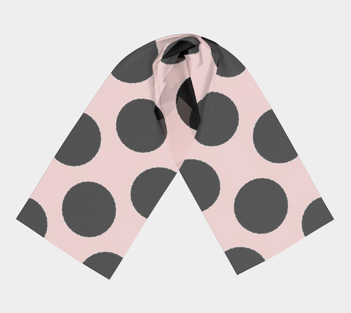 My Baby Girl Black Dots on Pink preview #3
