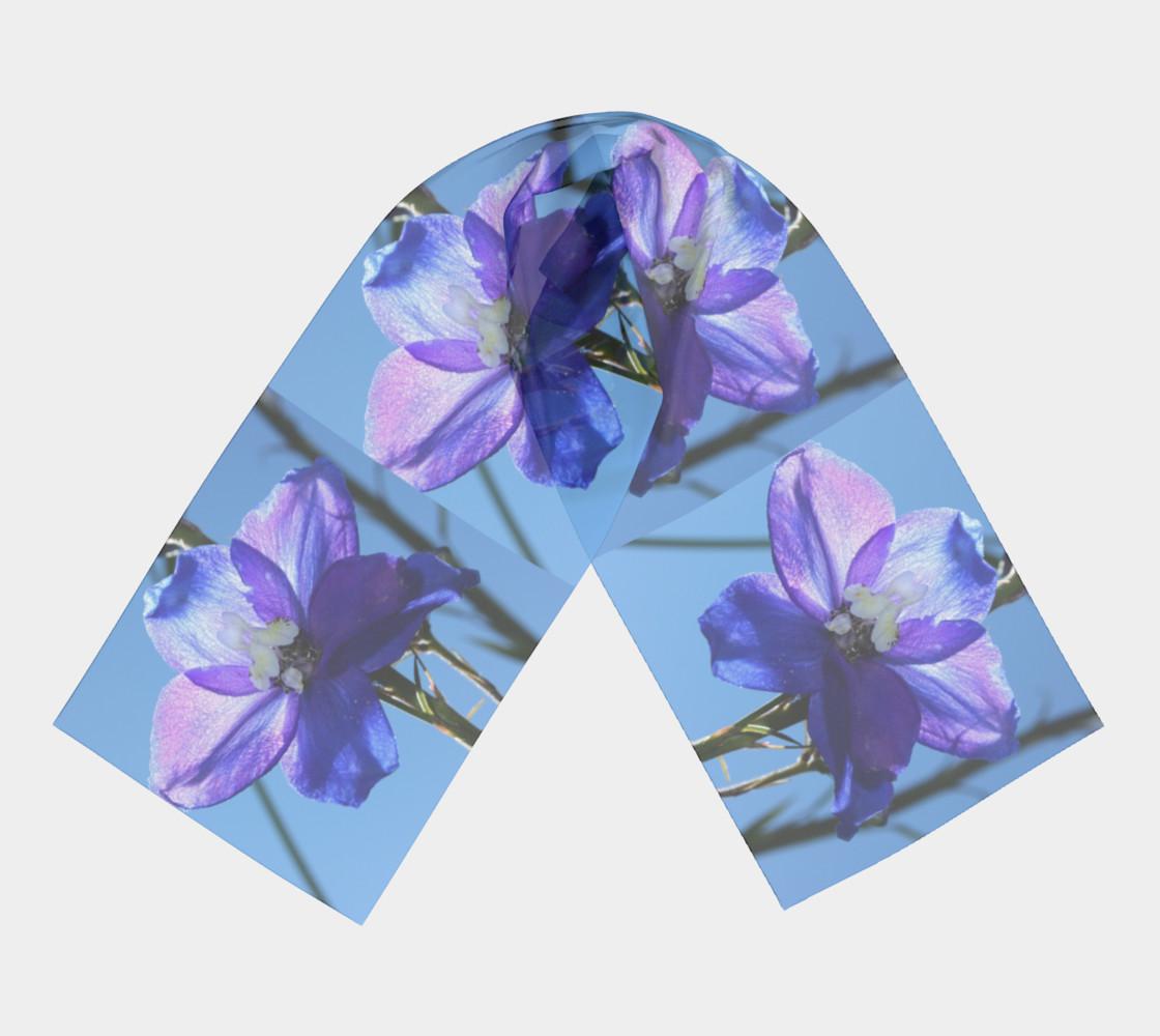 Aperçu de Blue Delphinium #3