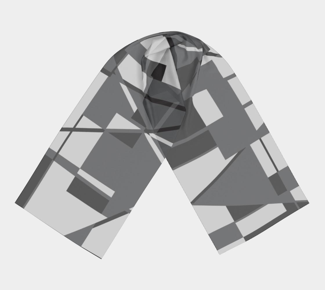 Aperçu de Riotous Symmetry in Grey #3