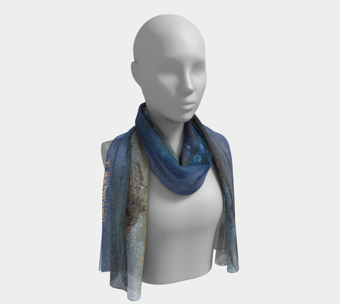 Tranquility scarf preview #1