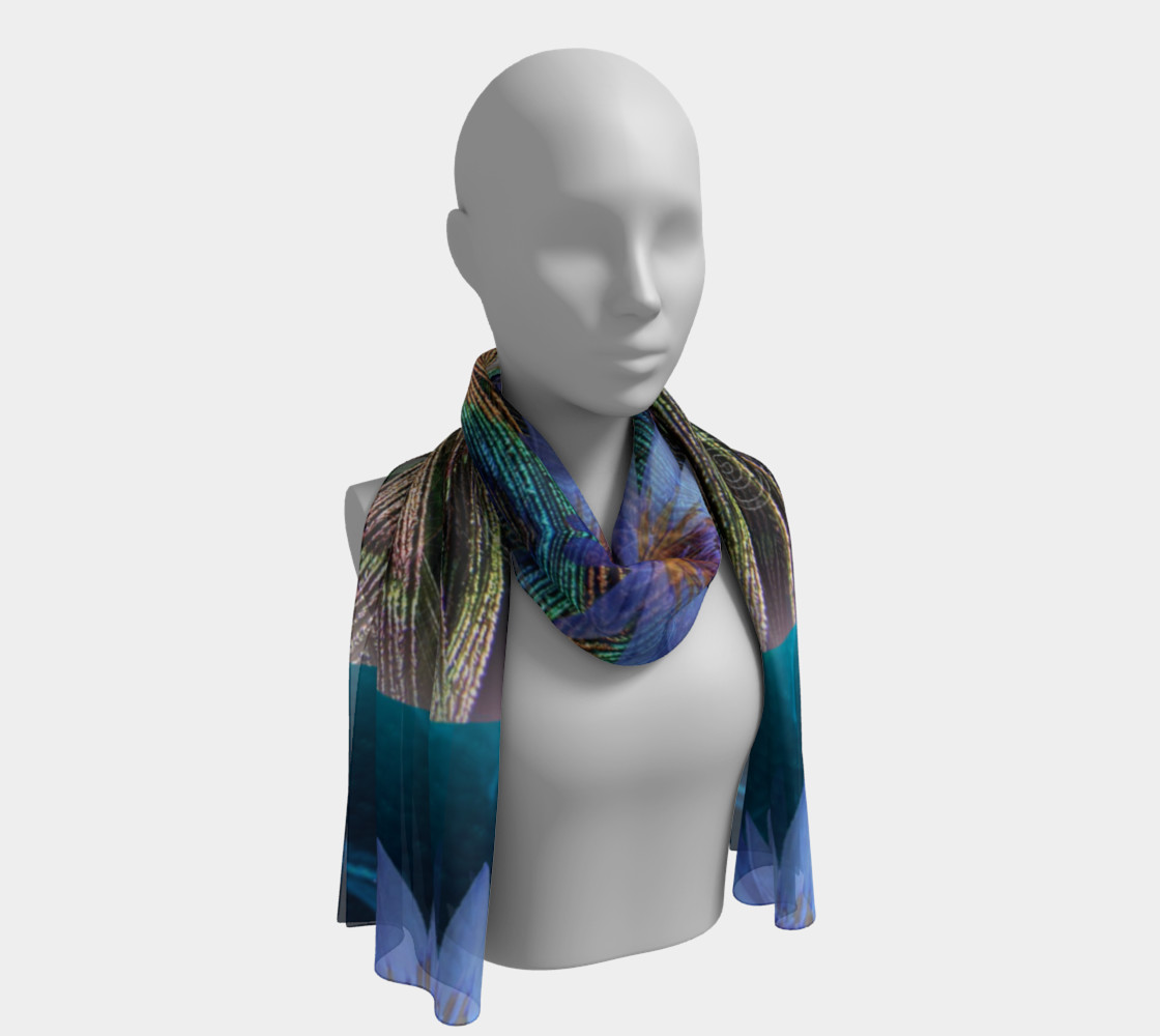 ReBirth Rising Long Scarf preview #1