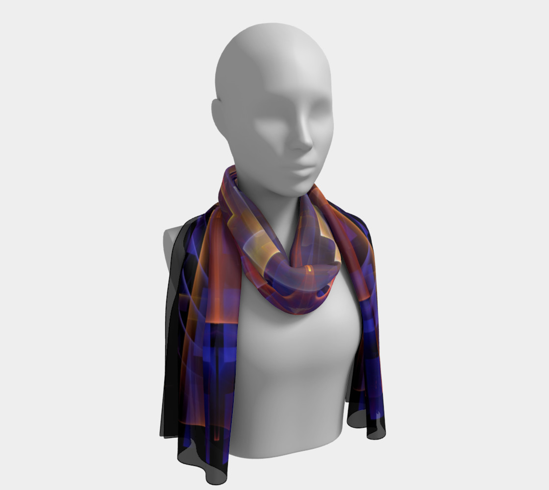 Millennial Scarves 16X72 M-1 preview #1