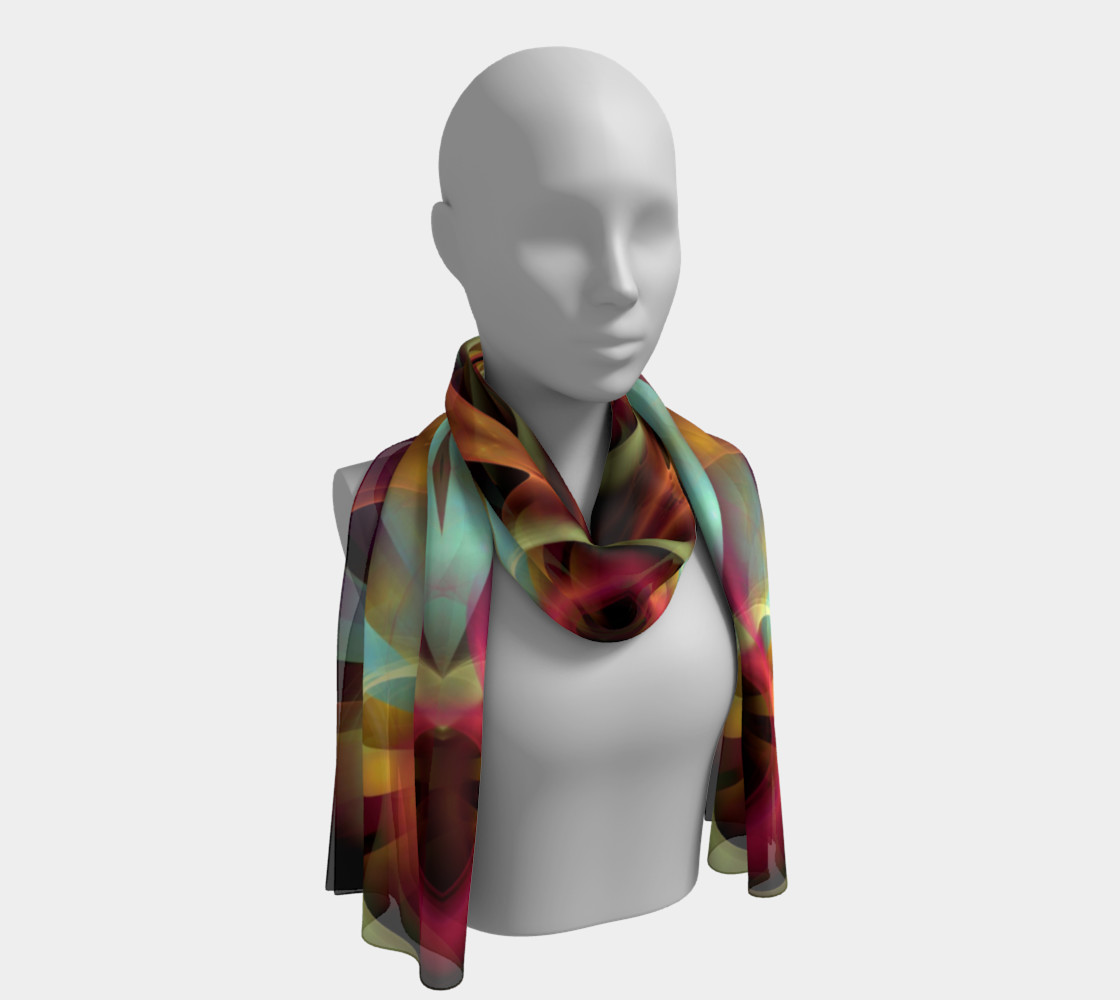 Millennial Scarves 16X72 M-12 preview #1