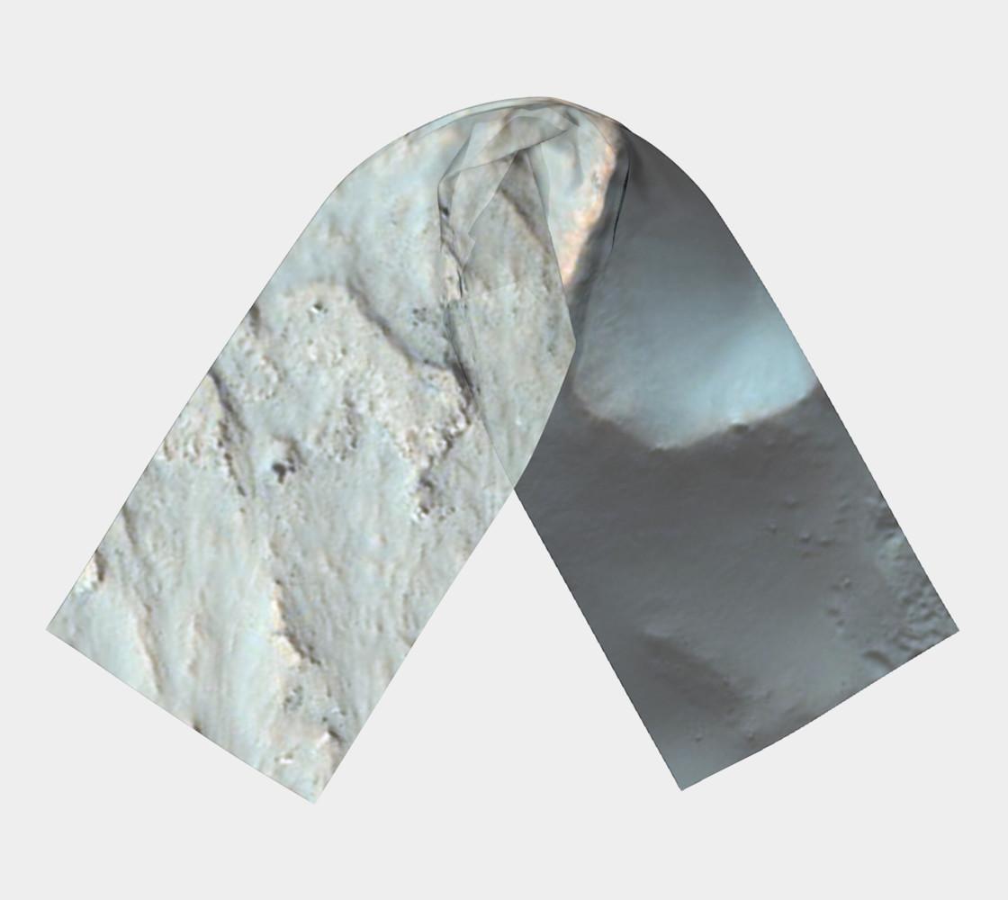Aperçu de Crater on crater rim #3