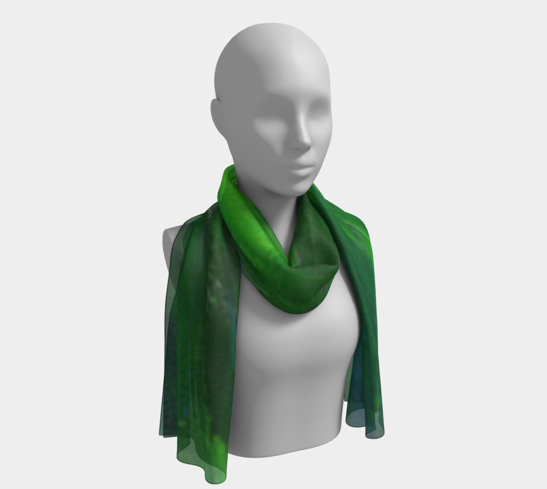 Earthbound Long Scarf preview #1