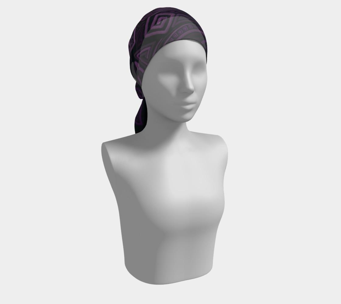 Purple 3D Square preview #2